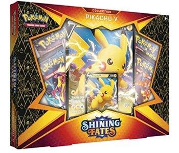 Pokemon Shining Fates V Box Pikachu