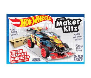 Hot Wheels Pull Back Kitz