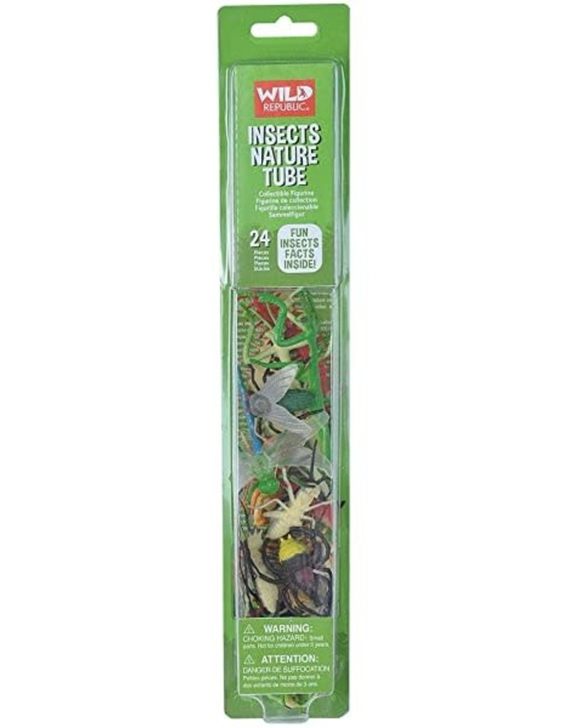 Wild Republic Nature Tube Insect