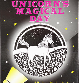Peter Pauper Shadow Book Unicorn's Magical Day