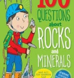 Peter Pauper 100 Questions about Rocks and Minerals