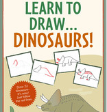Peter Pauper Learn to Draw Dinosaurs