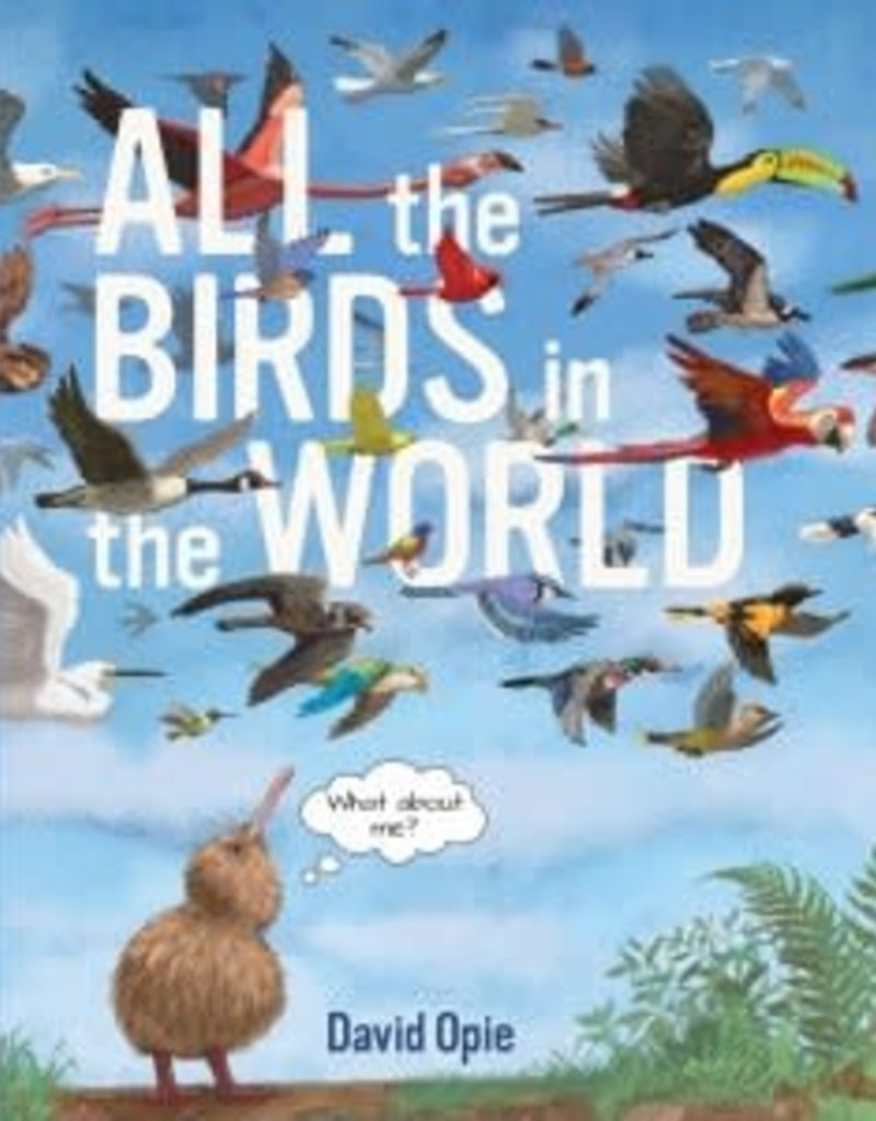 Peter Pauper All The Birds In The World