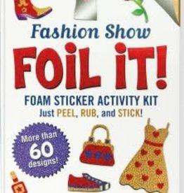Peter Pauper Foil It Foil and Foam Sticker Kit