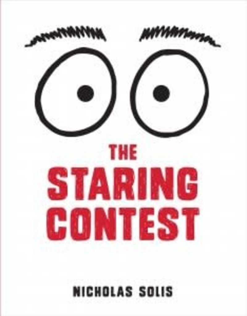 Peter Pauper The Staring Contest