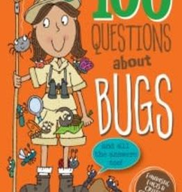 Peter Pauper 100 Questons About Bugs