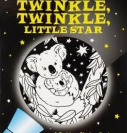 Peter Pauper Shadow Book Twinkle Twinkle