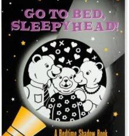Peter Pauper Shadow Book Go To Bed Sleepyhead