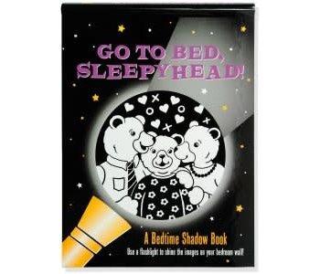 Shadow Book Go To Bed Sleepyhead