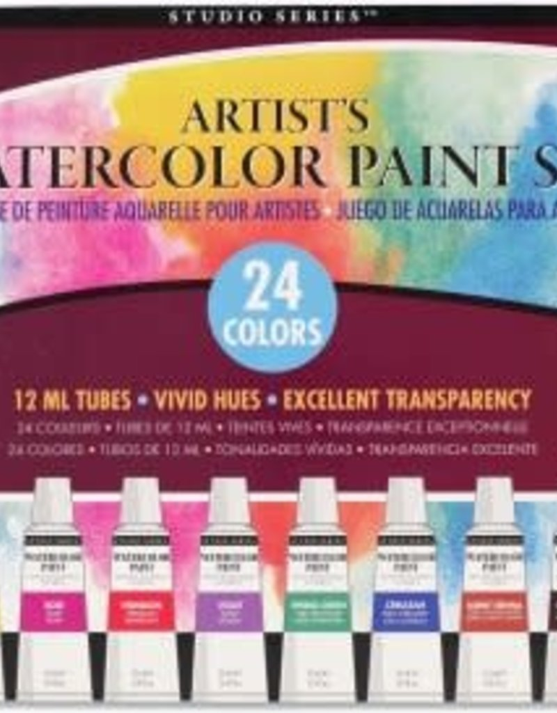 Peter Pauper Watercolour Paint Set