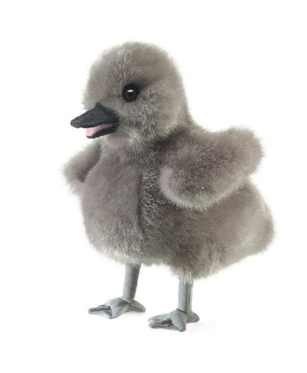 Baby Swan Puppet