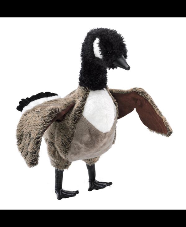 Canada Goose Puppet