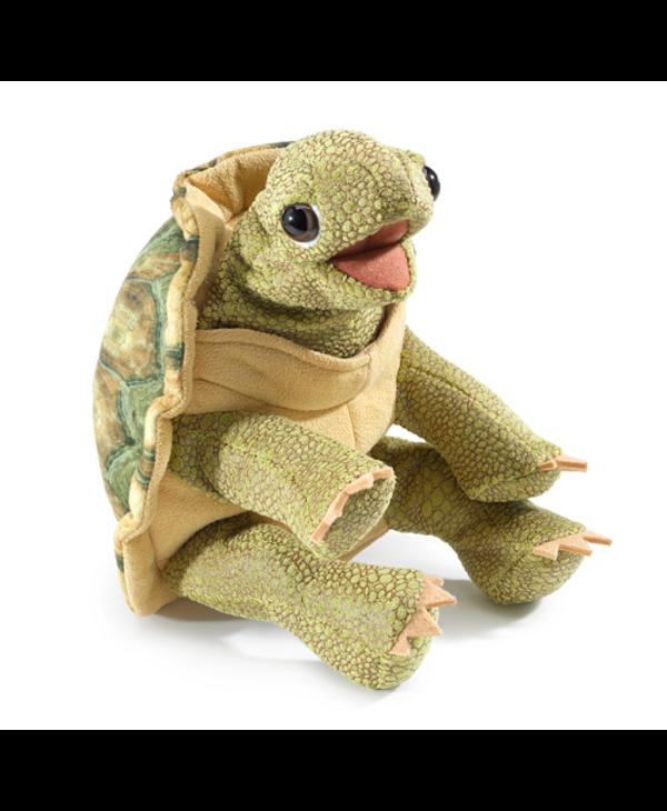 Standing Tortoise Puppet