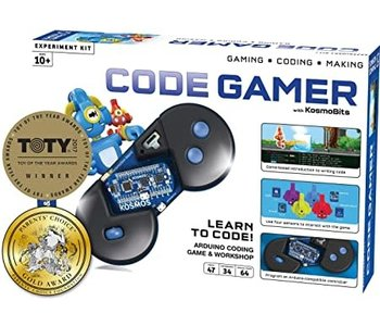 Code Gamer Coding Workshop and Game (iOS and Android Compatible)