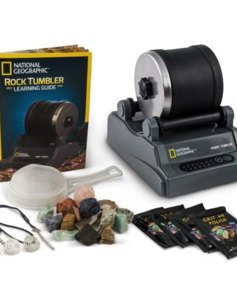 National geographic National Geograhic Hobby Rock Tumbler
