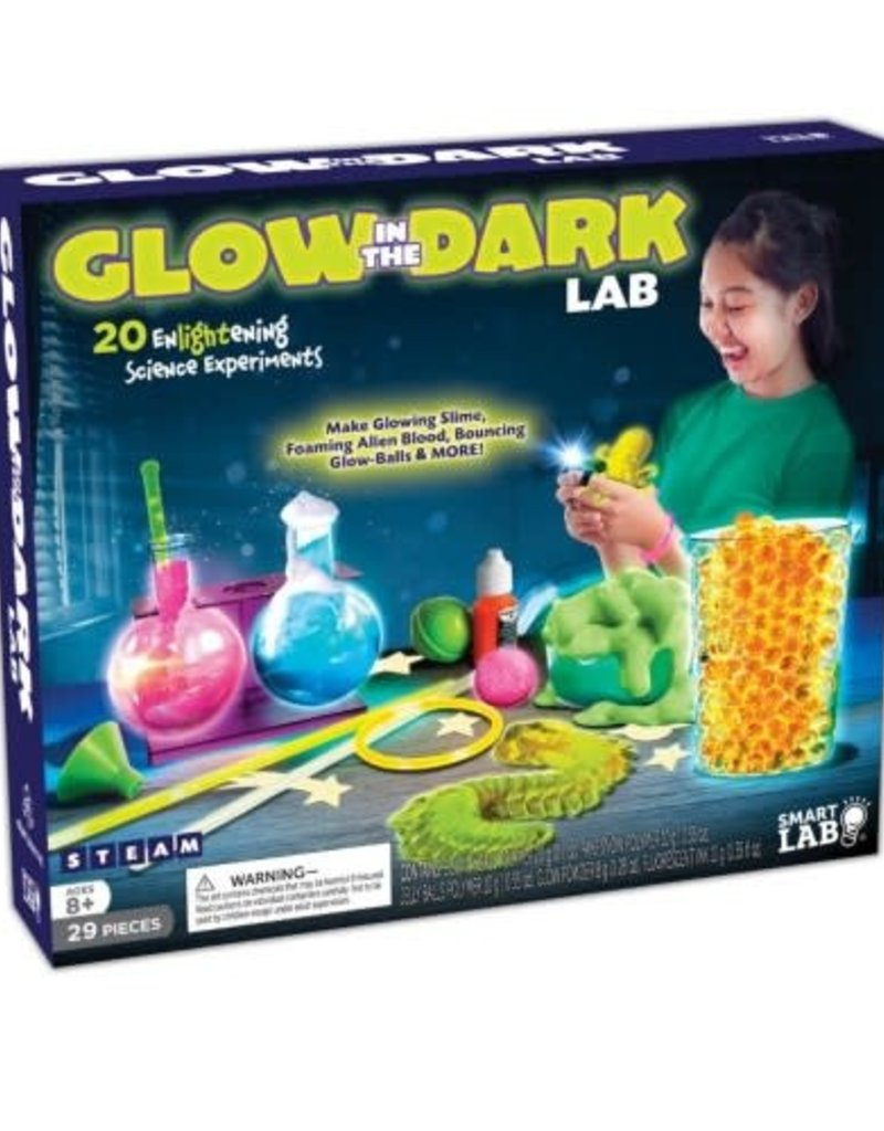 Glow In The Dark Lab