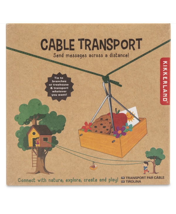 Huckleberry Cable Transport