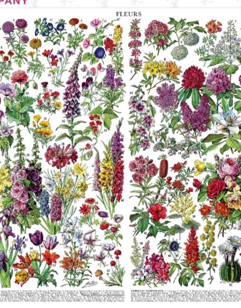 New York Puzzle Company Flowers 1000 piece puzzle