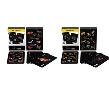National Geographic Playing Cards