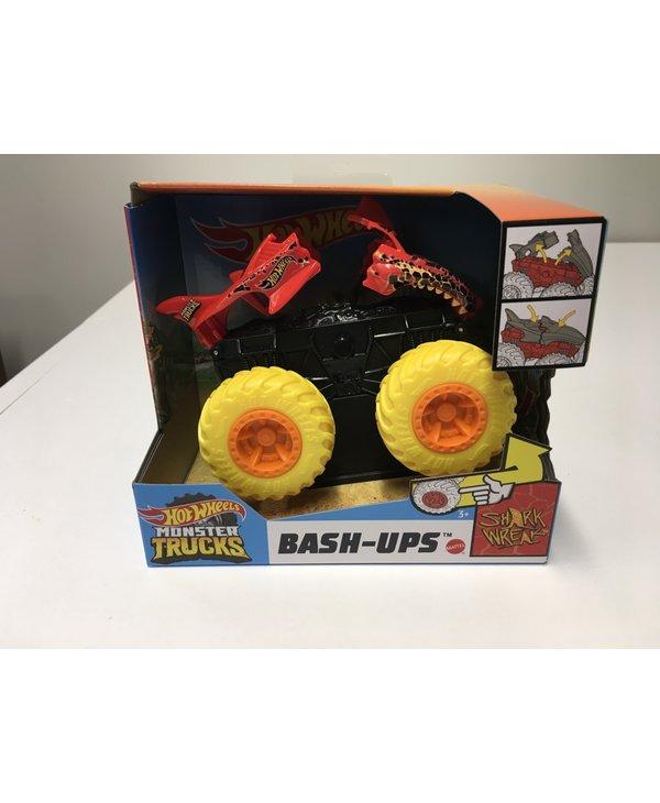 Hot Wheels Monster Truck Bash Up