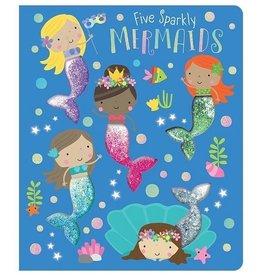 Make Believe Ideas Five Sparkly Mermaids