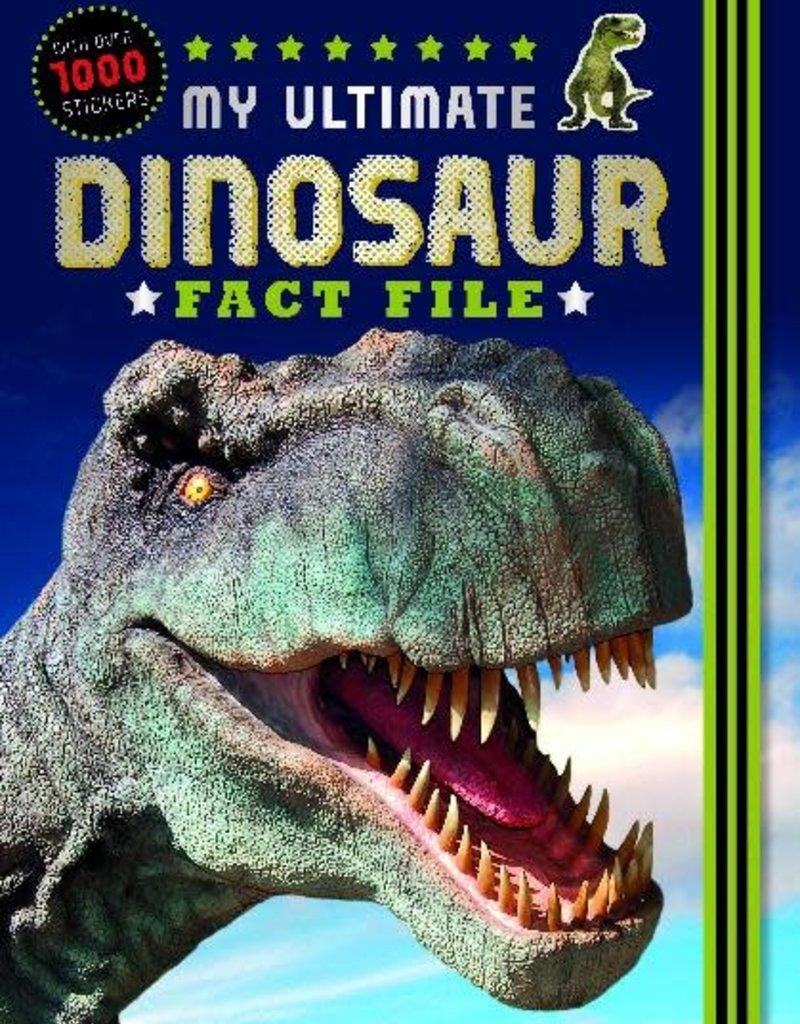 Make Believe Ideas My Ultimate Dinosaur Fact File
