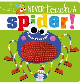 Make Believe Ideas Never Touch a Spider