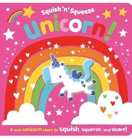 Make Believe Ideas Squish n' Squeeze Unicorn