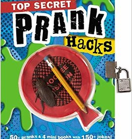 Make Believe Ideas Top Secret Prank Hacks