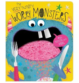 Make Believe Ideas Very Hungry Worry Monsters
