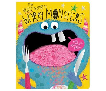 Very Hungry Worry Monsters