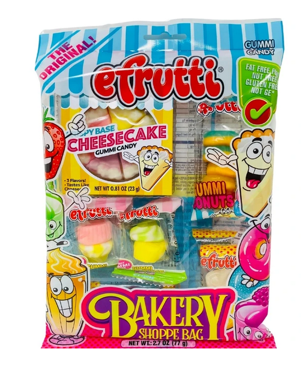 eFrutti Bakery Shoppe Bag