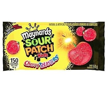 Maynards Sour Cherry Blasters 64 gr