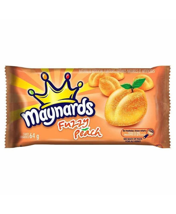 Maynard Fuzzy Peach 64 gram