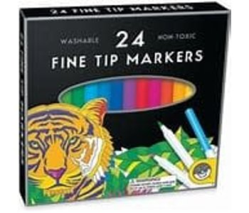 Fine Tip Markers