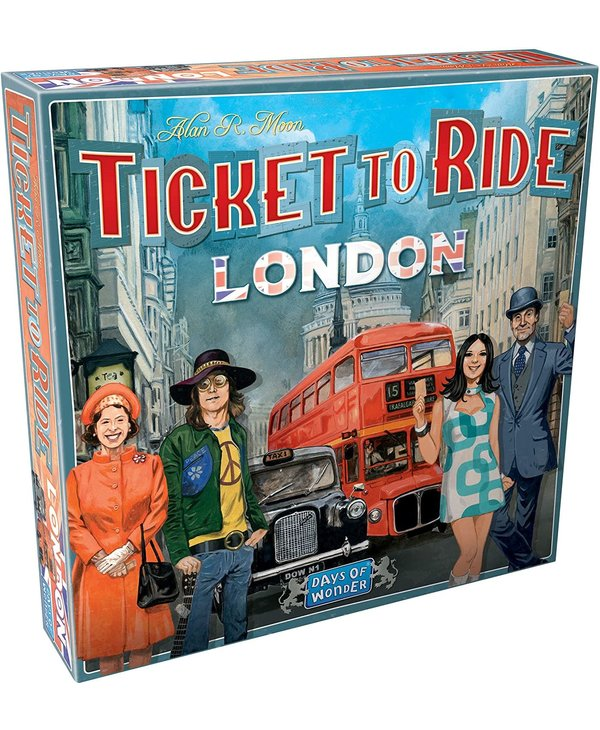 Ticket to Ride Express London