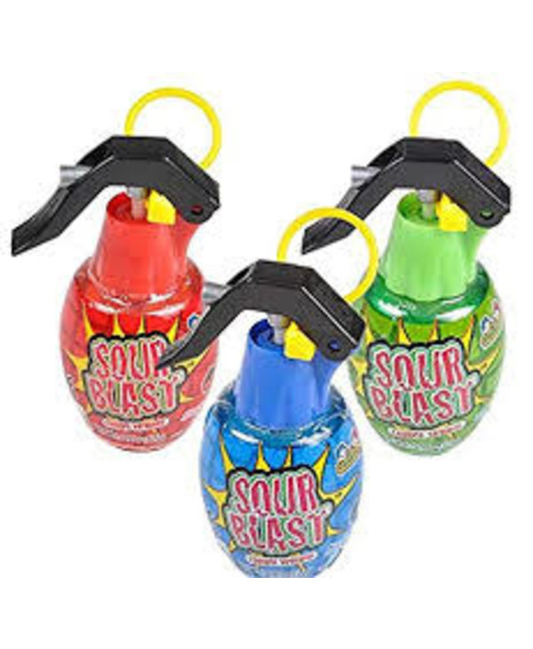 Sour Blast Spray Candy