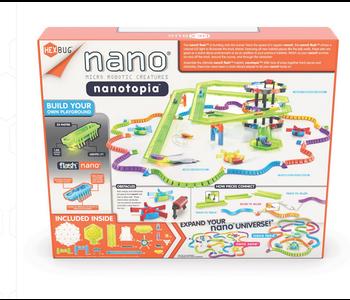 HEXBUG nanotopia Playset