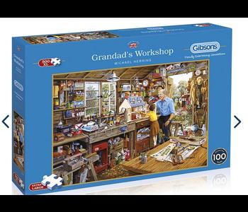 Grandad's Attic 500 xl pieces