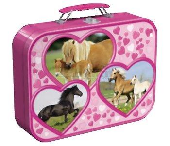 Horses 4 Puzzle Box 2 x 26 pcs 2 x 48 pcs