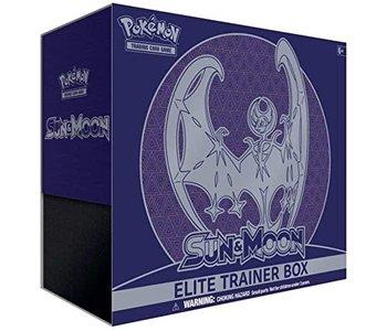 Sun & Moon Elite Trainer Box Solgaleo GX