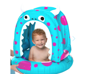 Monster With Canopy Lil Float