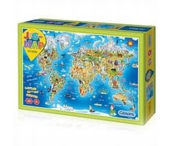 Our World Puzzle - 250 Jigmap