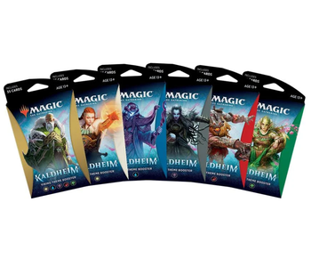 Magic The Gathering Kaldheim Theme Booster
