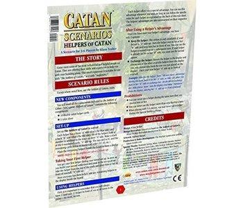 Catan Scenario Helpers of Catan