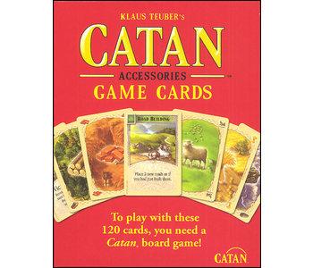 Catan Base Game Cards