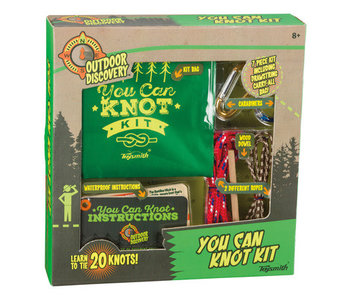 You Can Knot