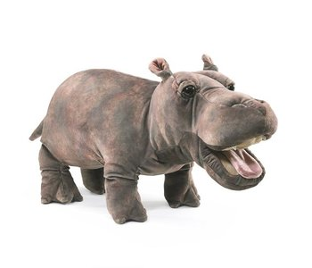 Baby Hippo Puppet