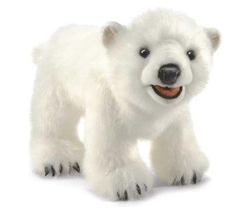Polar Bear Cup Puppet