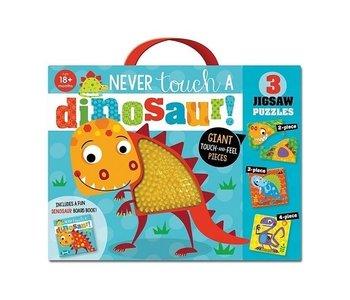 Jigsaw - Never Touch A Dinosaur